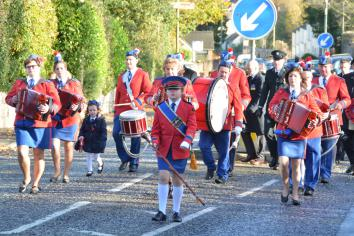 Remembrance Day parades took place across the Borough last Sunday.