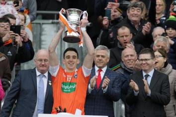 Armagh goal 'Ernes' title
