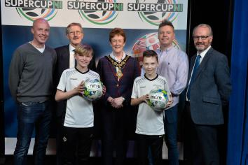 Portadown Youths to take on West Ham United