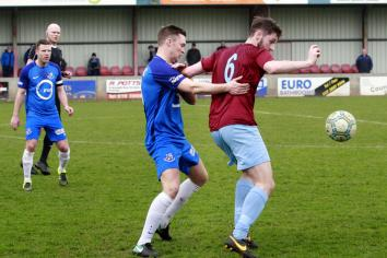 Promotion chasing Institute seal the win