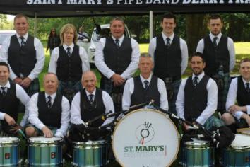 Craigavon & District Pipe Band and Drum Major Championships