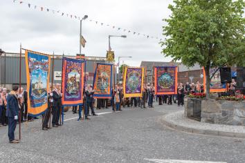Markethill on the Twelfth morning