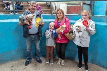 Pictures from Markethill Festival Pet Show