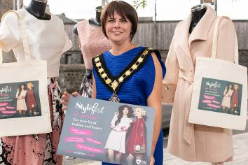 Rebecca McKinney to host this year's Armagh Stylefest