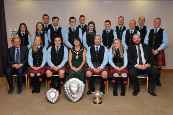 Palace invite for pipe bands