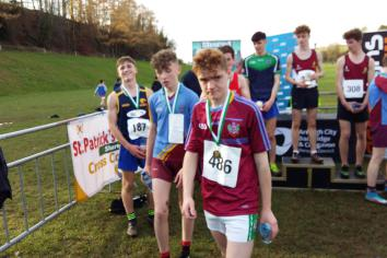 St Patrick's Grammar School hosts cross-country races