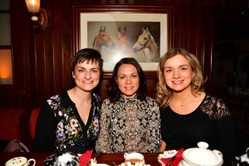A full house as local ladies join to celebrate Nollaig na mBan