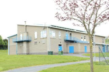 Man dies at Tandragee Recreation Centre