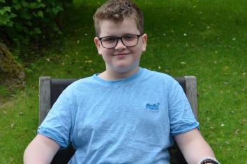 Tributes to young photographer Stan who raised thousands for cancer charity