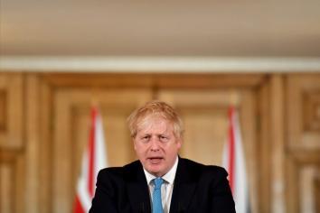 BREAKING: Boris Johnson tests positive for coronavirus