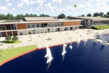 Work to be paused on new South Lake Leisure Centre