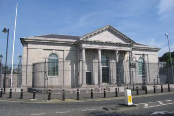G4S presence still required at Armagh Courthouse despite it being closed over Covid-19 risk