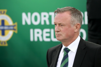Michael O'Neill permanently leaves Northern Ireland job