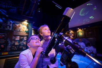 Benedict Cumberbatch stars in Armagh Planetarium's Scientific Screenings