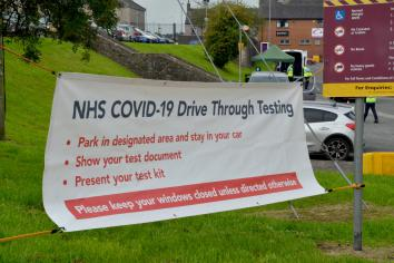 New COVID testing centre to open at Kernan