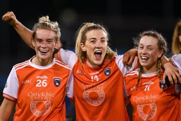 Dublin game 'the one that got away': Armagh captain Kelly Mallon