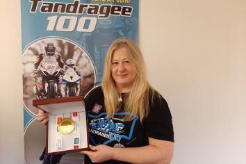 Tandragee 100 organiser Anne to be honoured for her voluntary work