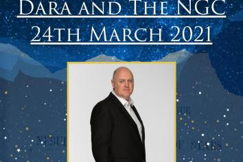 Extra tickets released as Dara O'Briain joins Armagh Observatory and Planetarium for special webinar