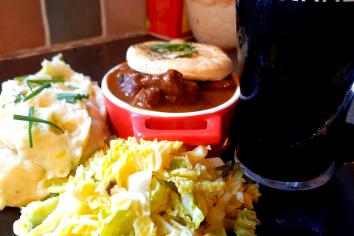 PAUL WATTERS: A soup and pie feast for St Patrick's Day