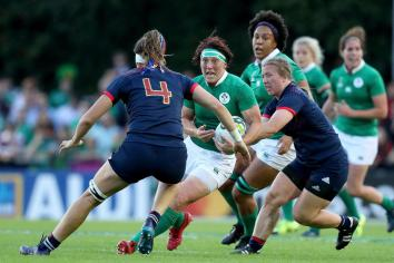 Girls in green ready for Six Nations