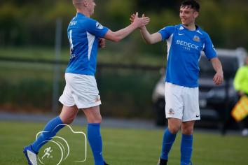 Hamilton expects stern test from Loughgall in Mid-Ulster Cup final