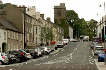 Richill Townscape Heritage Initiative is short-listed for award
