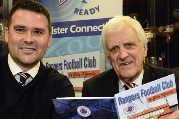 Tandragee man pays tribute to Glasgow Rangers' Ulster Connection