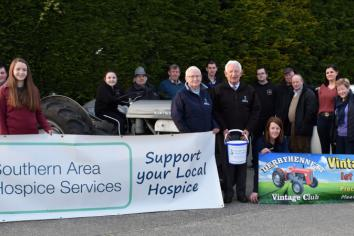 Vintage Road Run to aid Southern Area Hospice Services