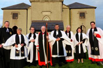 New Rector takes over at Mullabrack and Kilcluney