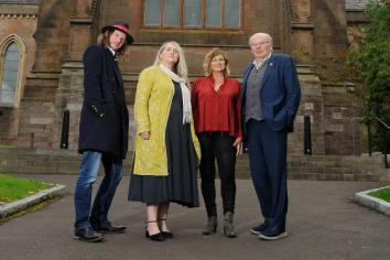 On song to celebrate the heritage of Armagh City