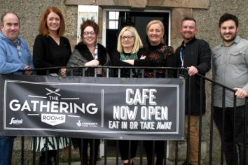Café culture helping young people with autism prosper