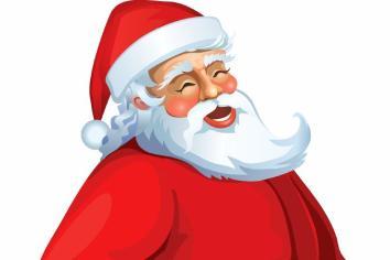 Santa heading to Keady
