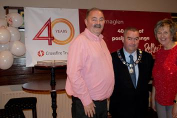 Special celebrations to mark 40th anniversary of the Crossfire Trust