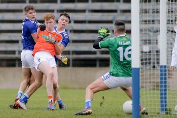 Armagh blow Cavan away in Breffni