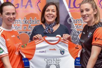 Armagh trump Clare in Doonbeg