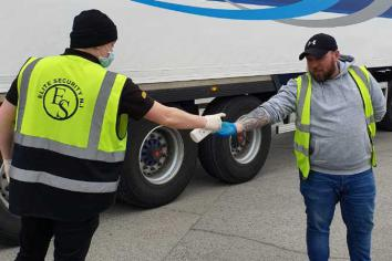 Borough's logistics sector plays central role during coronavirus pandemic