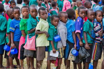 Mary's Meals in plea for support