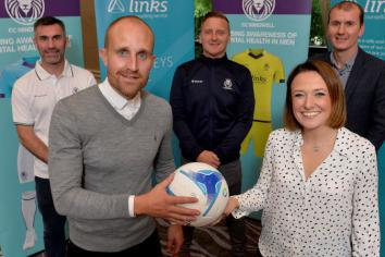 New Armagh-based team has set helping mental health its goal