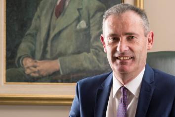 NI Chamber and Ulster Carpets confirm new 'Patron' partnership
