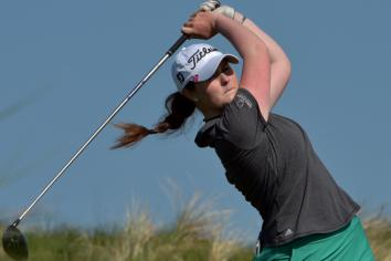 Good Friday, but problems on Sunday for Tandragee golfer Olivia at Augusta