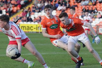 Armagh up for a 'Ferm' victory
