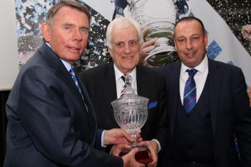Billy appointed Linfield Honorary Vice-President