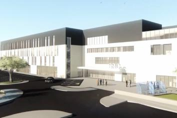 SRC scoops global award for new £35m Armagh Campus