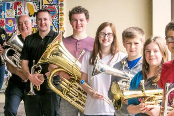 Musicians gather for Armagh Old Boys' Summer School