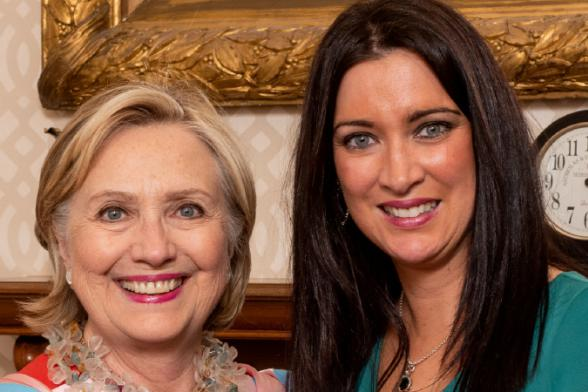 SDLP councillor overwhelmed by Hilary Clinton's tribute to her during Queen's University speech